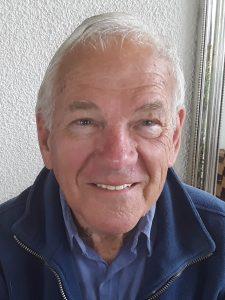 Portretfoto van Jan van Lier, schrijver voor de VOLtreffer